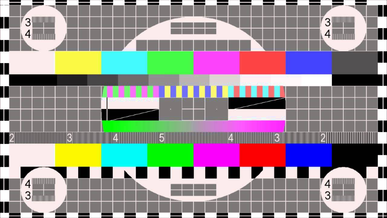 hd tv monitor test card youtube. Black Bedroom Furniture Sets. Home Design Ideas