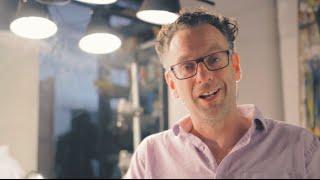 Escalator guest mentor Paul Bourne