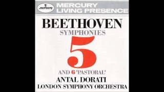 Beethoven - Symphony no.5 op.67 [3-4] Allegro - Allegro (Dorati, LSO 1962)