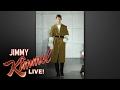 Jimmy Kimmel on New York Fashion Week