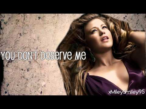 Kelly Clarkson - The War Is Over (with lyrics)