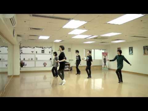 AB Rocker by Val Myers & Deana Randle (Line Dance)
