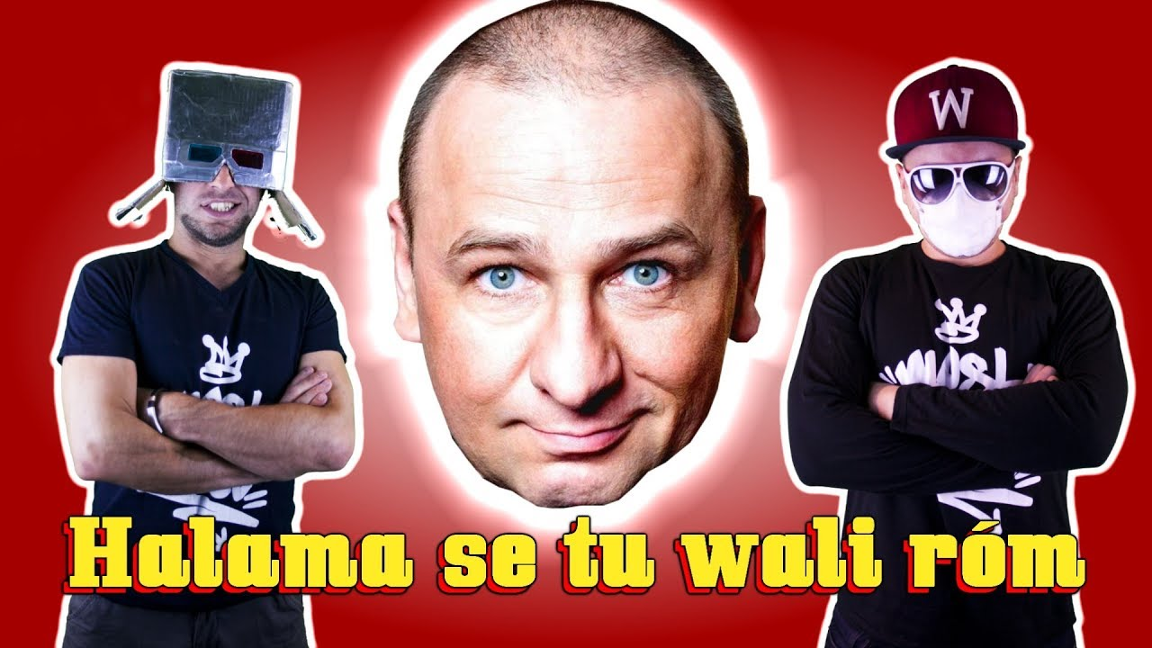 """Chwytak & Dj Wiktor ft. HALAMA – """"HALAMA SE TU WALI RÓM"""" (Llama In My Living Room/PARODY)"""