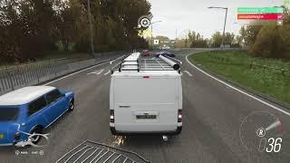 Forza Horizon 4 - Ford Transit Van - 410 km/h