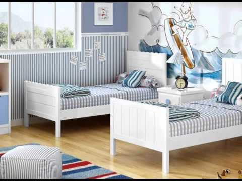 Dormitorios para ni os y ni as youtube - Como decorar un dormitorio infantil ...