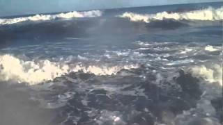olas del pacifico