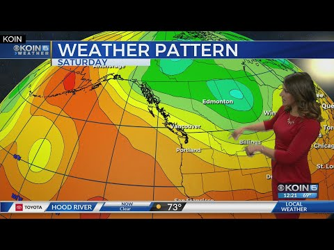 Weather Forecast: Cloudy, Drizzly, Yet Comfy This Weekend