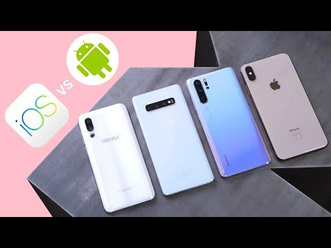 Обзор iPhone XS Max в играх против Samsung Galaxy S10+, Meizu 16s и Huawei P30 Pro (часть 2)