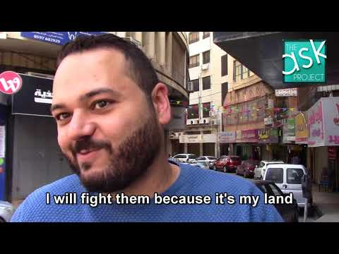 Palestinians: If you were Israeli, what would you do with Palestinians?