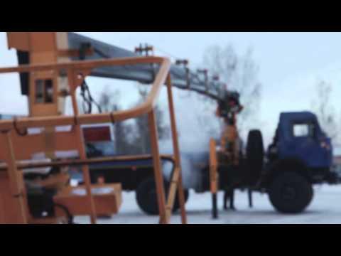 ПЗГТ   Подъёмник телескопический 22м