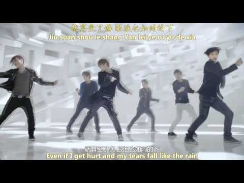 EXO-M - MAMA MV [English subs + Pinyin + Chinese]