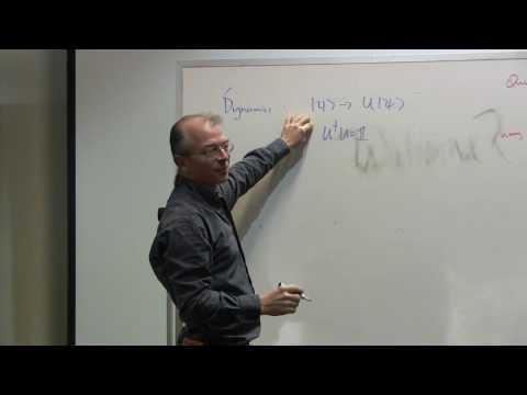 Seth Lloyd lecture I