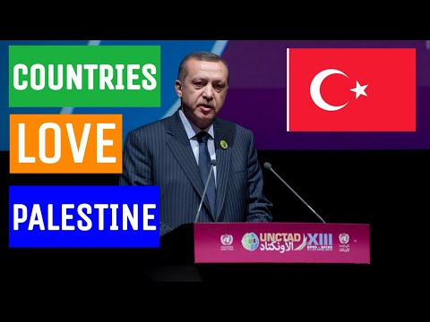 🇵🇸Top 10 Countries That LovePalestine🇵🇸 | Allies of Palestine