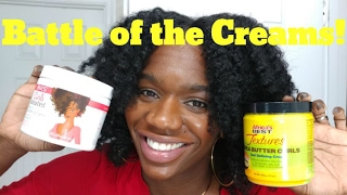 battle of the curl defining creams   natural hair confidentlycat 2017