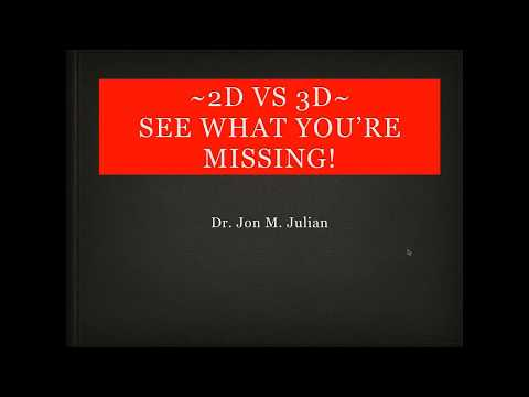 Dental Treatment: 3D Imaging in Daily Practice