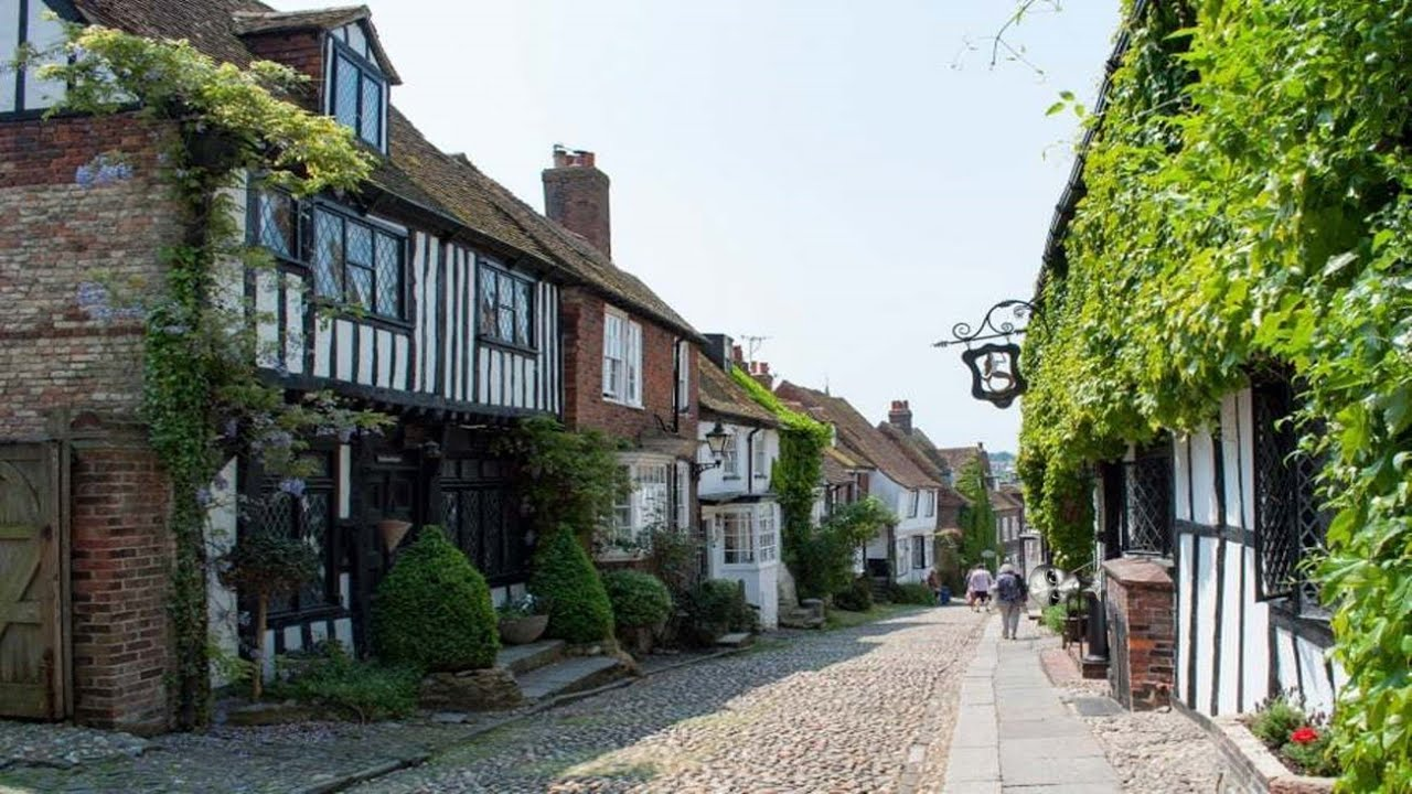 Download Full Walk Through Rye, East Sussex, England 🏴 during lockdown