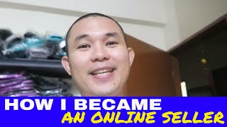 How I became an Online Seller - via Shopee