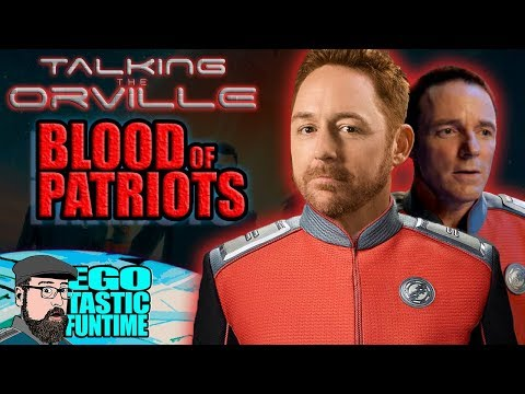The Orville Season 2 Episode 10 Blood Of Patriots - RENEW THE ORVILLE | TALKING THE ORVILLE