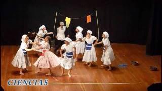 Danzas UNALM 2010 - CIENCIAS Danza de Costa: Lavanderas