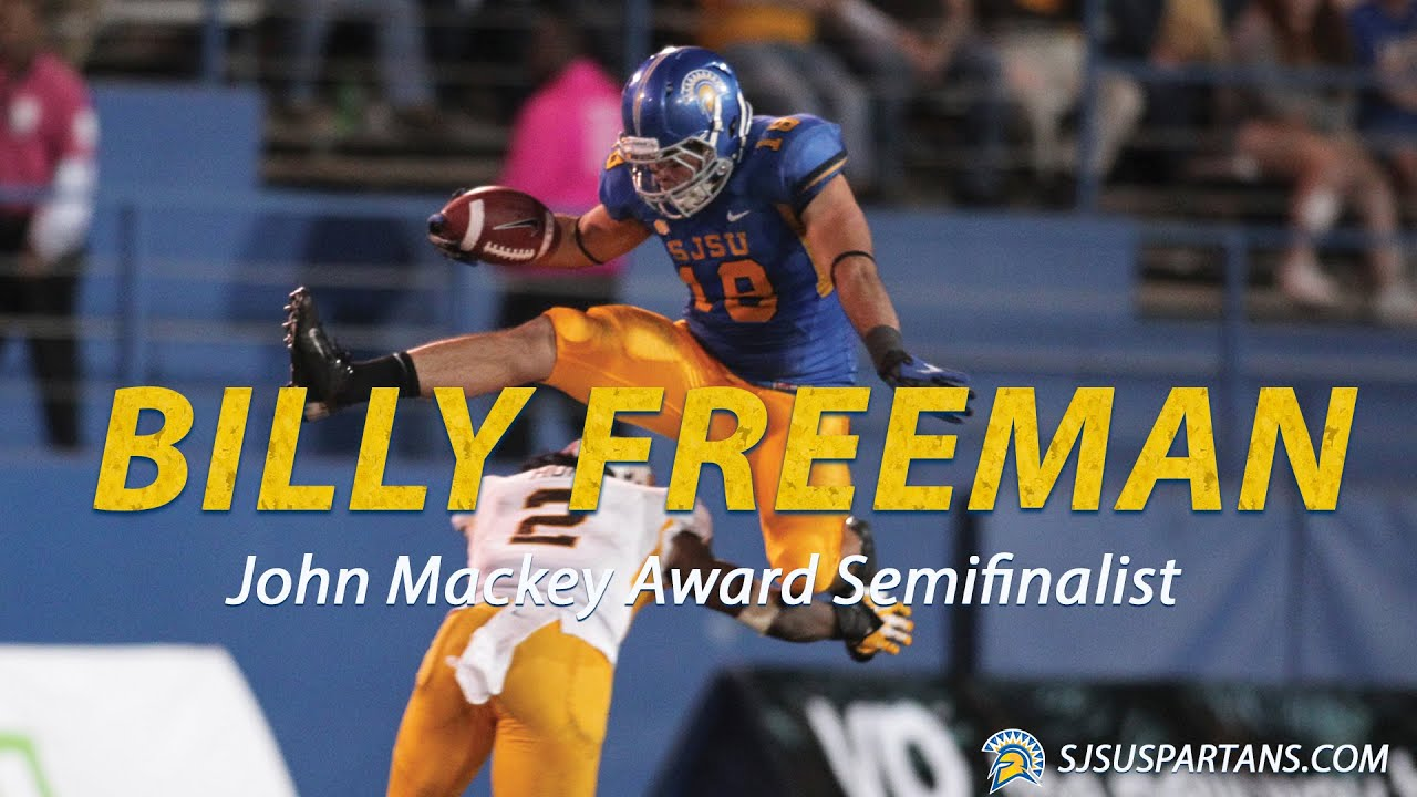 Billy Freeman Named John Mackey Award Semifinalist
