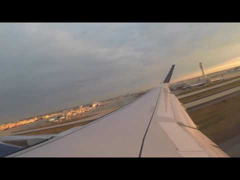 ATL to MCO - Delta A321 Takeoff from Hartsfield-Jackson Atlanta International Airport