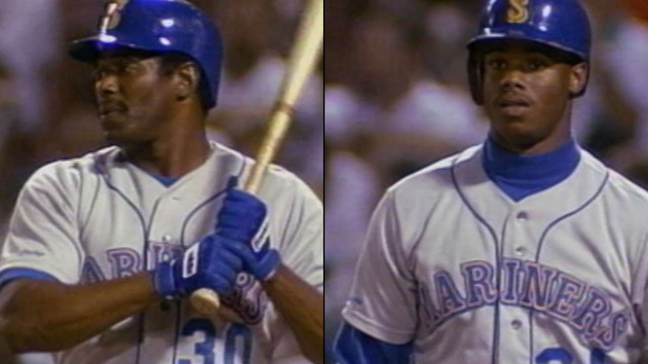 14f44f41c9 Griffeys hit back-to-back home runs in 1990 - YouTube