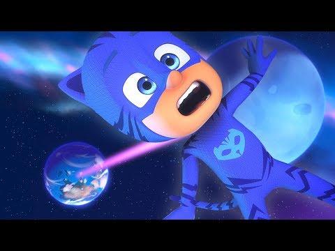 PJ Masks 🌙Super Moon Adventures 🌙1 HOUR | HD | Superhero Cartoons for Kids
