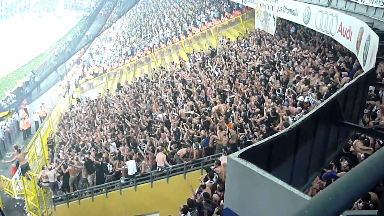 Paok Olympiakos: Fenerbahce Vs PAOK (PAOK Fans)