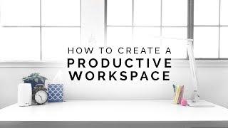 So Erstellen Sie ein Produktiver Arbeitsbereich