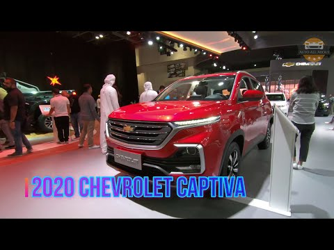 2020 Chevrolet Captiva (Rebadged MG Hector) Walk-around review