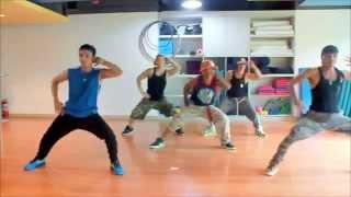 Cola Inna Ft J Balvin Novz Choreography With Le SnapZ Citigym