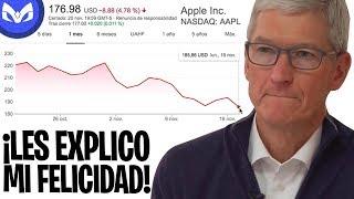 Apple VA MAL EN VENTAS  iPhone Nuevos Y YO CONTENTO - EXPLICADO
