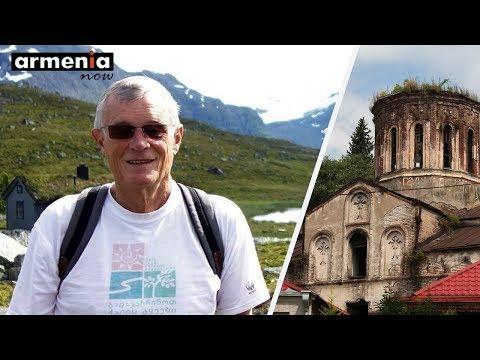 Бывший посол Норвегии в Азербайджане разоблачил ложь вокруг армянской церкви в Закатале