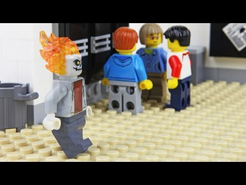 Lego School - The Ghost 2