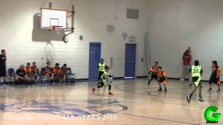 Victorville NJB D3 ALL-STARS vs Covina Valley 2016 Basketball