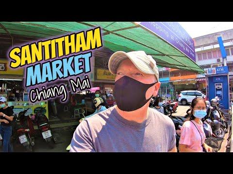 Chiang Mai Districts | Santitham Market