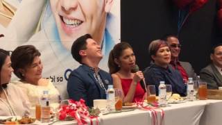 Download lagu Does Maine Mendoza think of Alden Richards as her destiny? (Destine To Be Yours Presscon)