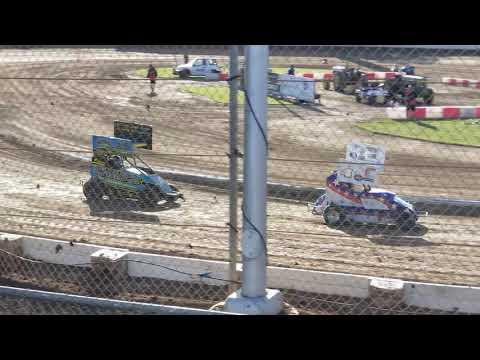 Jett #55 Delta Speedway Heat 1 4-20-19