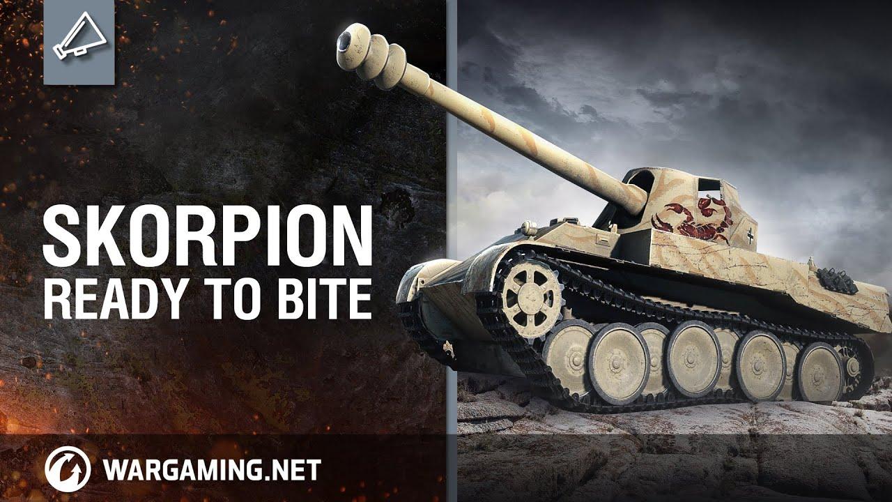 Rheinmetall Skorpion G - Global wiki  Wargaming net