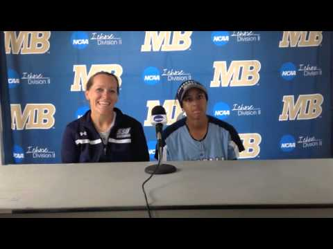 Sonoma State Softball NCAA West Regional Title Game