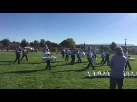 Snow Canyon High School 2016 Rolloff competition