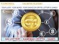 GM Lucky Blockchain - Part 1 - Cashflow and Gamemax