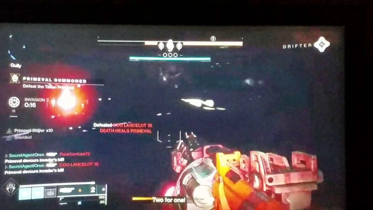 Destiny 2 -- Gambit: Army of One