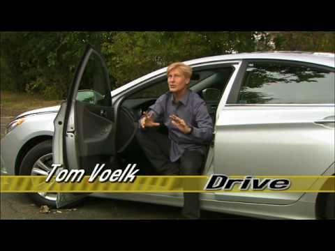 DRIVE- 2011 Hyundai Sonata GLS