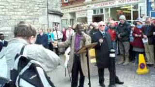 The Speeches : Official unveiling of Henry Morton Stanley Statue