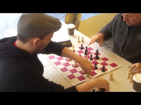 Live Bullet Chess from Reykjavik Cultural Night