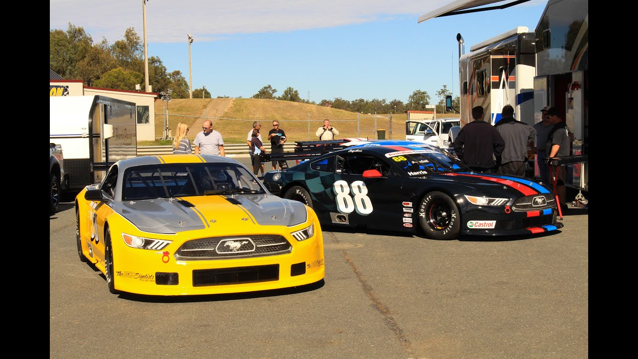 TA2 Australia On-Track Debut /// Shannons 2 Days of Thunder