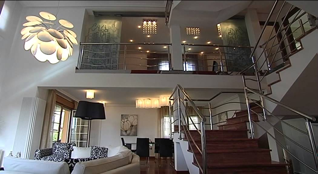 Las casas m s espectaculares de asturias youtube - Casas decoradas por dentro ...