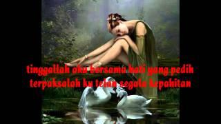 Yana Samsudin   Aku Pasrah ~Lirik~