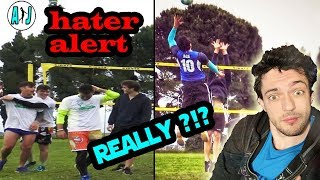 Quater Finals Green Volley Tournament  with HATER